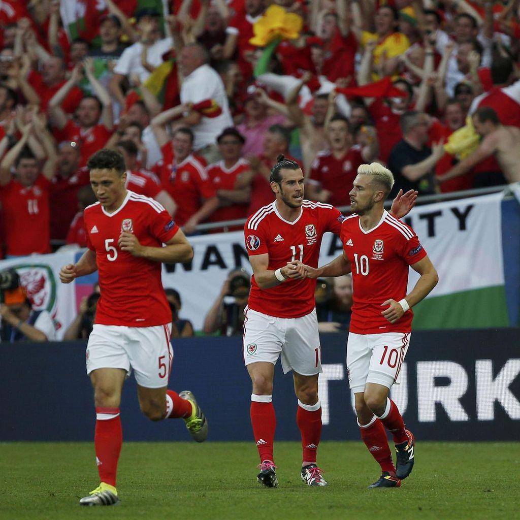 Wales Lawan Belgia Bukan Pertarungan Bale Versus Hazard