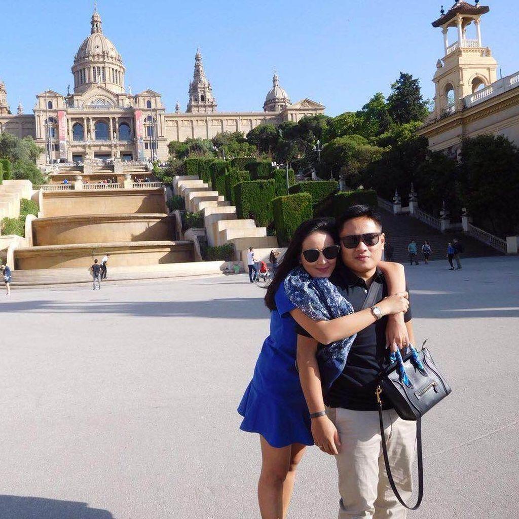 Cerita Selena Alesandra Jalani Puasa Pertama dengan Suami