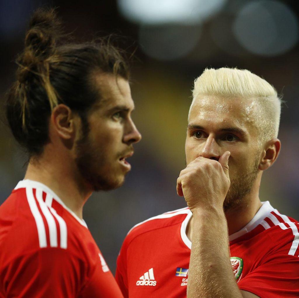 Bale Ingin Wales Tampil Lepas dan Nikmati Duel dengan Belgia