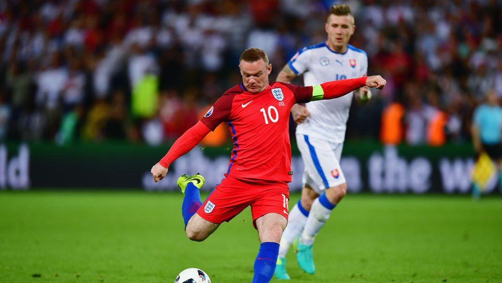Allardyce: Mourinho Akan Tentukan Posisi Main Rooney di Timnas