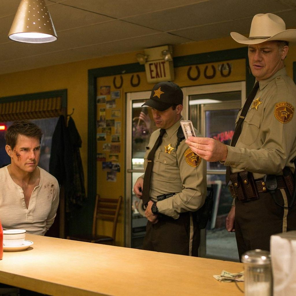 Kembalinya Tom Cruise dalam Jack Reacher