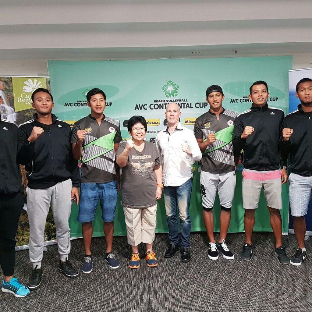 Voli Pantai Kalah, Indonesia Gagal Tambah Tiket Olimpiade