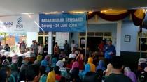 PGN Gelar Pasar Murah Rp 1,5 M di 8 Daerah