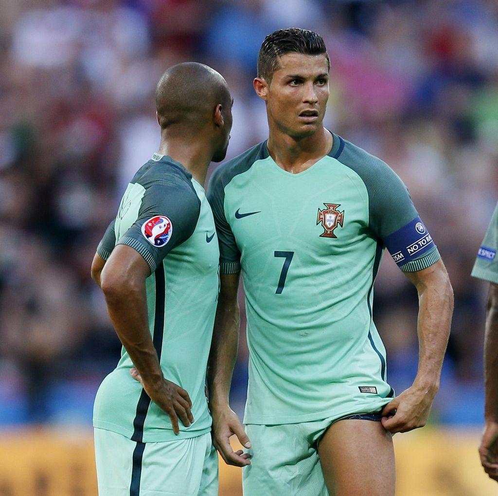Santos: Ronaldo Tak Bikin Portugal Jadi Favorit