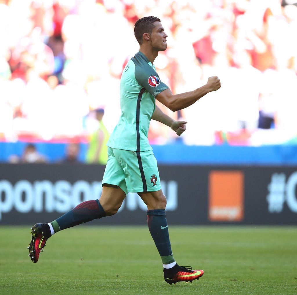 Ronaldo Tak Bisa Memikul Seluruh Beban Portugal
