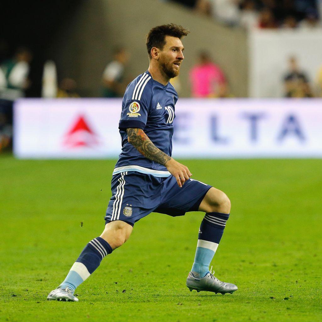 Messi Tak Mau Gagal di Final untuk Ketiga Kalinya