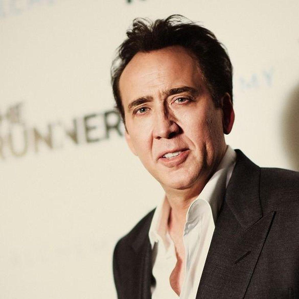 11 Tahun Menikah, Nicolas Cage dan Istri Bercerai