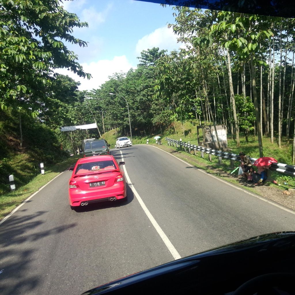 Jalan ke Yogya Setelah Purwokerto Menyempit, Pengendara Diminta Waspada