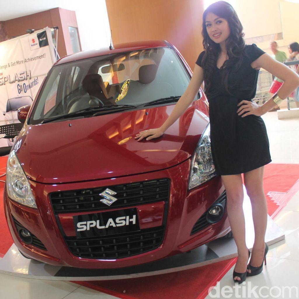Suzuki: Splash Sudah Tidak Diproduksi Lagi