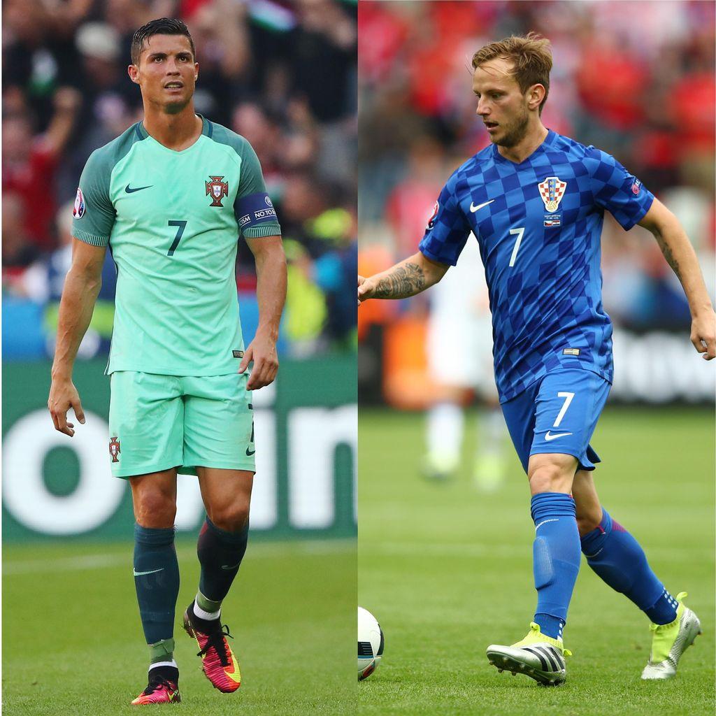 One Man Show Portugal vs Kerja Tim Kroasia