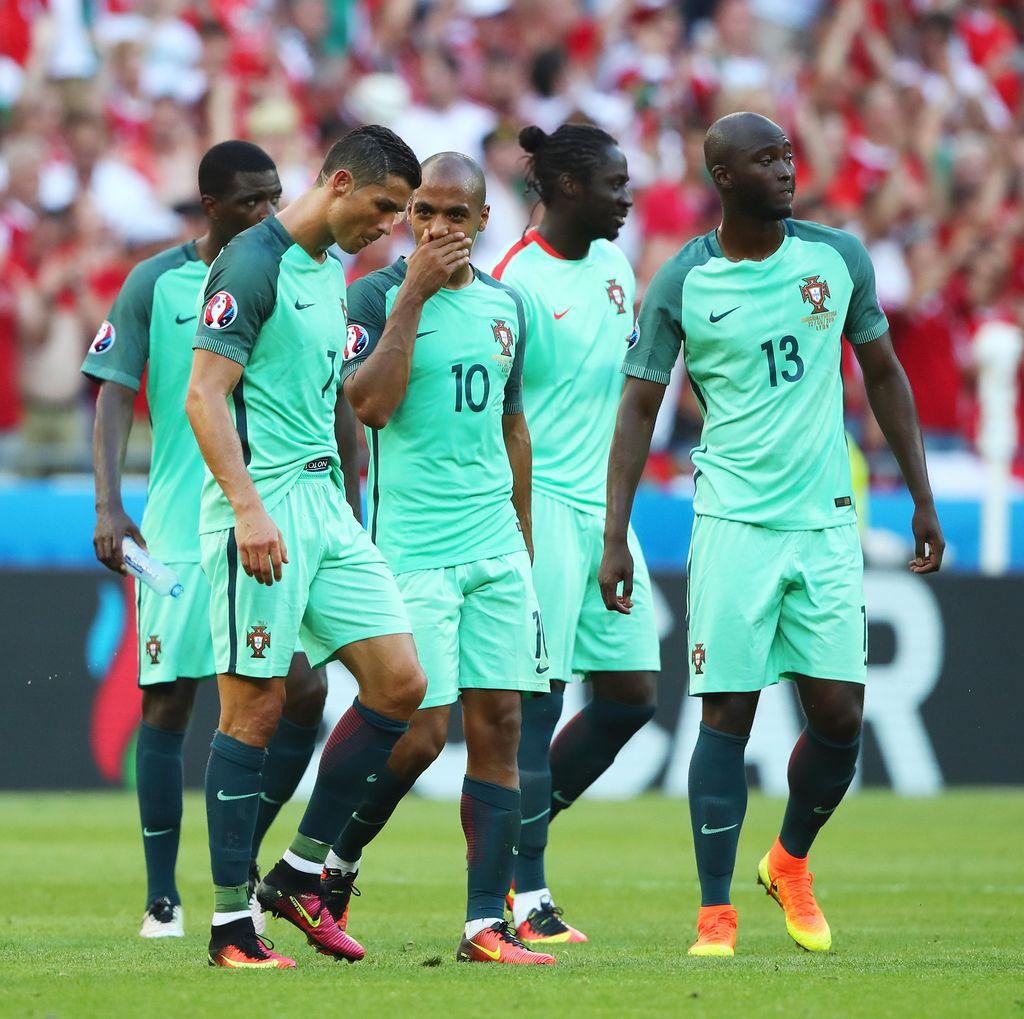 Portugal Masih Sempurna Atas Kroasia