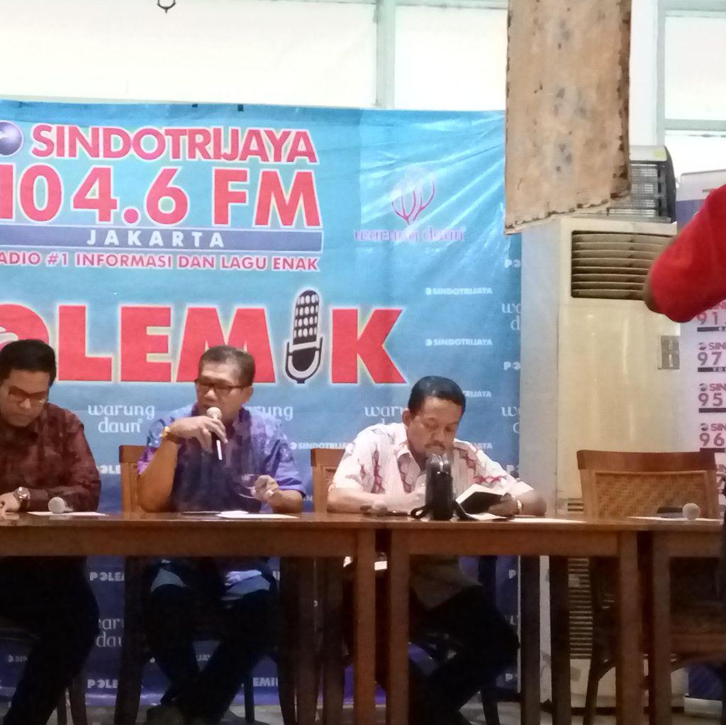 PDIP Heran Golkar Langsung Dukung Ahok Tanpa Izin Teman Ahok