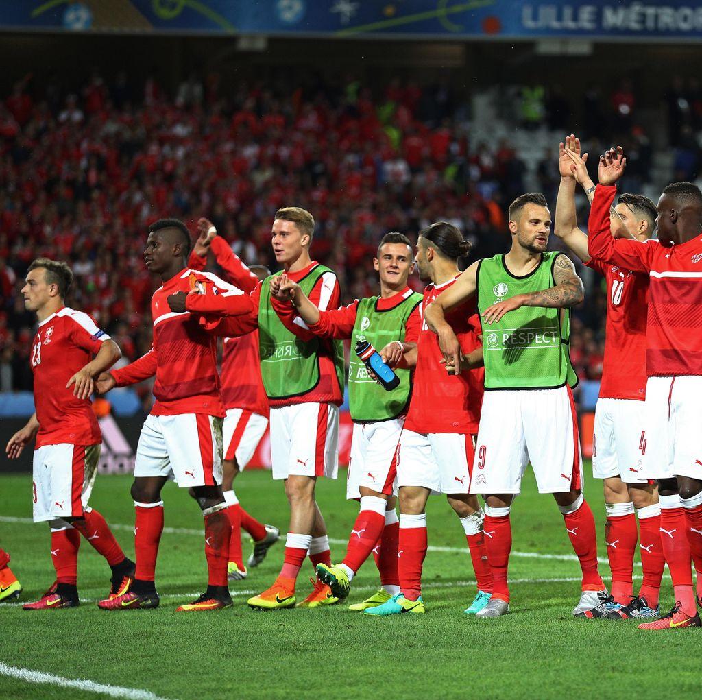 Swiss dan Polandia Berebut Tiket Pertama ke Perempatfinal
