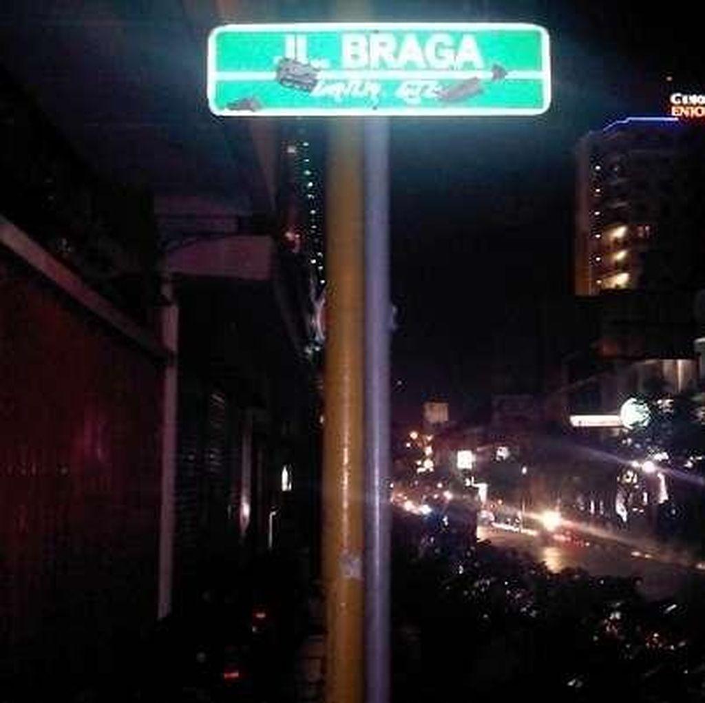 Sore ini Jl Braga Pendek Ditutup, Ada Bukber Ridwan Kamil dan 1.000 Warga