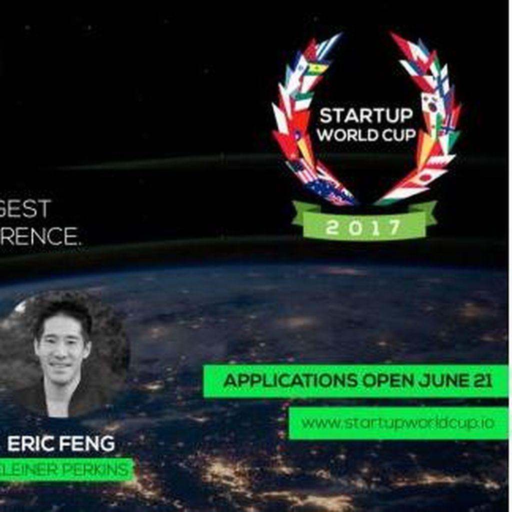 Piala Dunia Startup Perebutkan Rp 14 Miliar