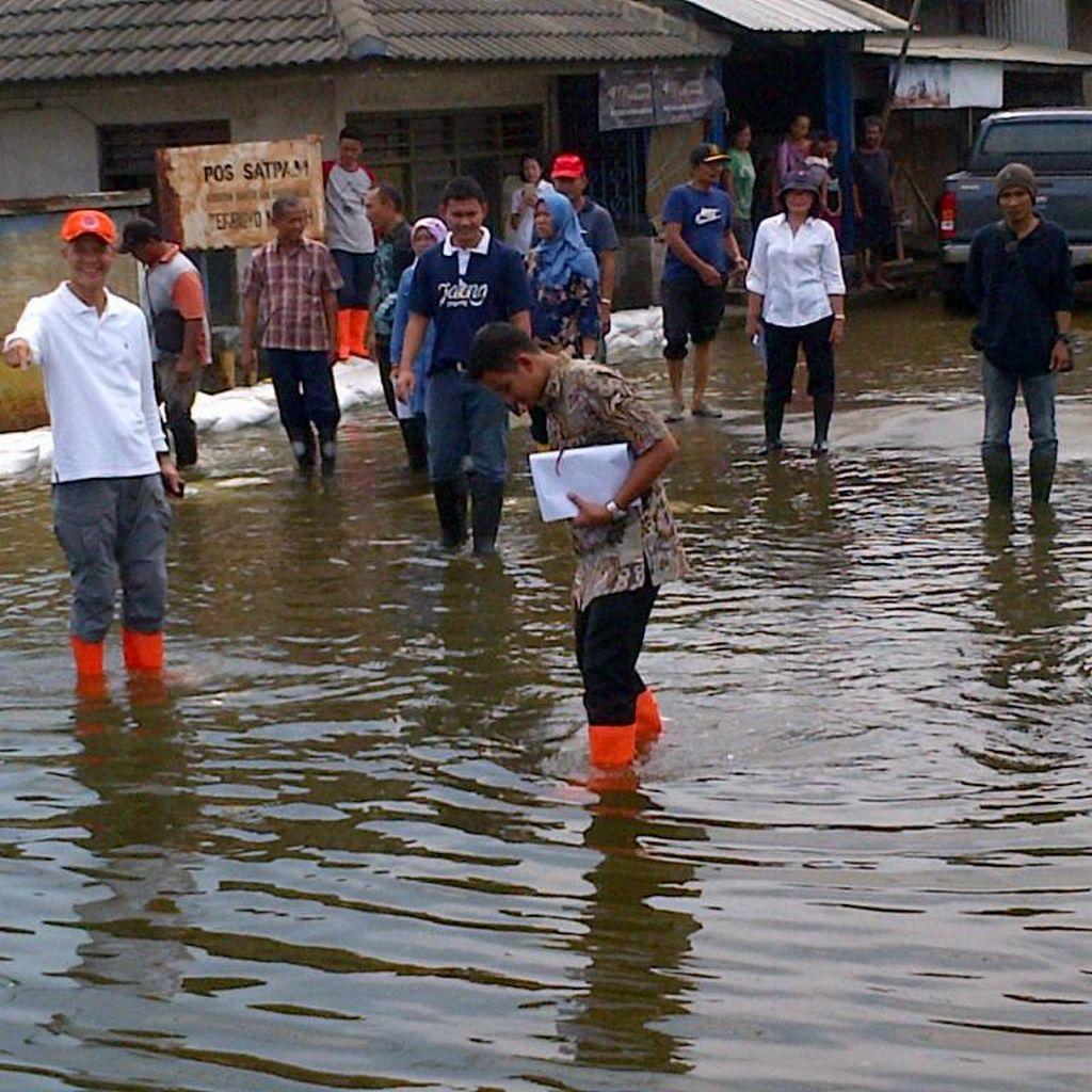 Jelang Arus Mudik, Banjir Rob di Semarang Ditetapkan Sebagai Darurat Bencana
