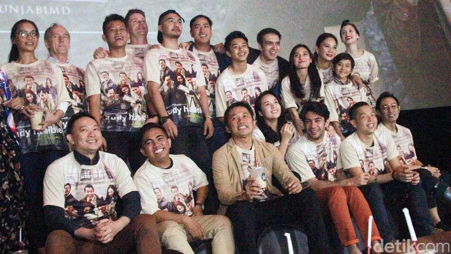 Rudy Habibie Belum Tayang, MD Pictures Langsung Siapkan Habibie dan Ainun 3
