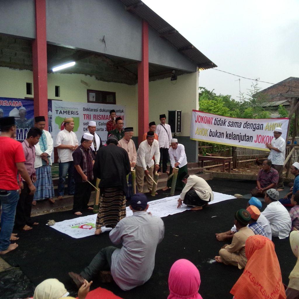 Gerak Indonesia: Pilgub 2012 Kami Menangkan Jokowi, 2017 Menangkan Risma