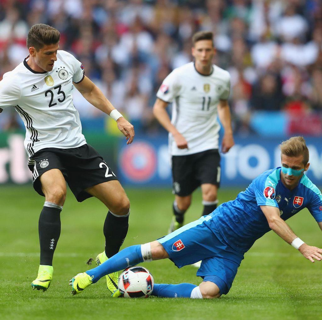 Gomez: Italia Jelas Jauh Lebih Kuat Dibandingkan Slovakia