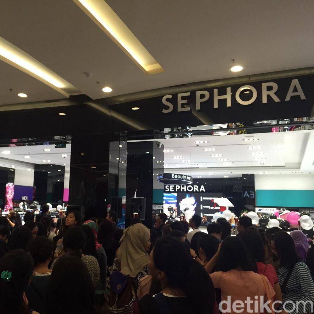 Store ke-6 Sephora Hadir di Central Park Jakarta