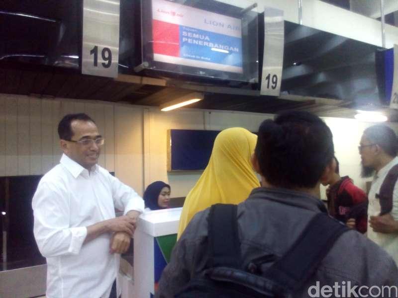 Masa Mudik, Penumpang Pesawat Alami Peningkatan di Bandara Soekarno-Hatta