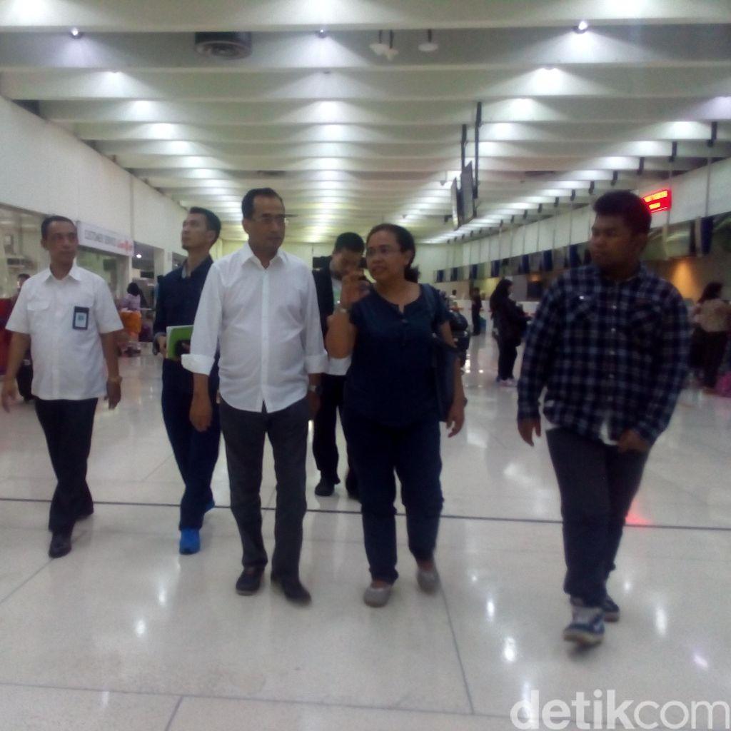 Sambut Mudik Lebaran, Dirut PT AP II Tinjau Kesiapan Bandara Soekarno-Hatta