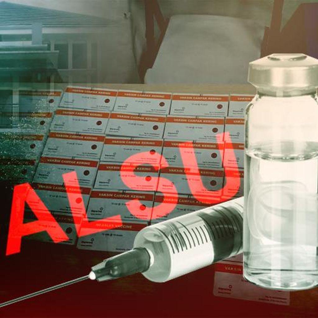 Kemenkes dan BPOM Didesak Pastikan Vaksin yang Kini Beredar di RS adalah Asli