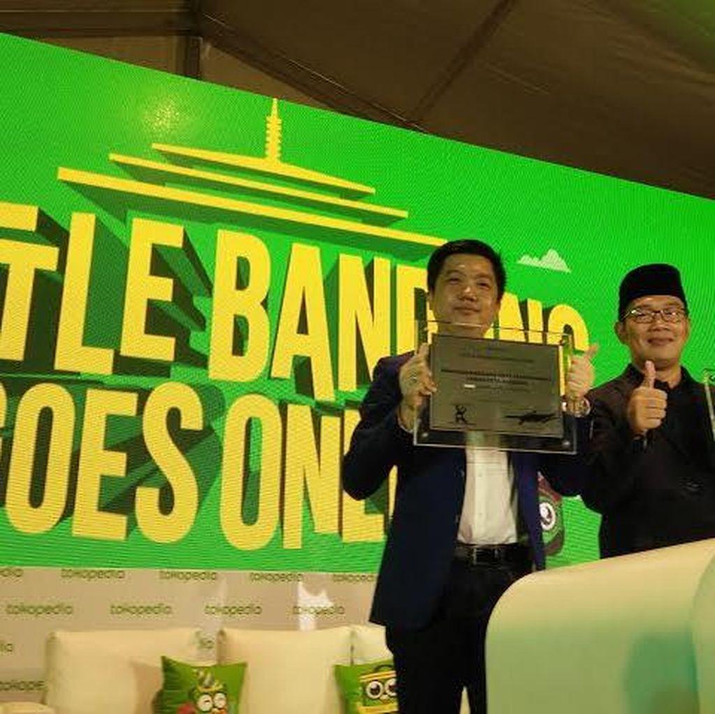Tokopedia Buka Laman Khusus Kota Bandung