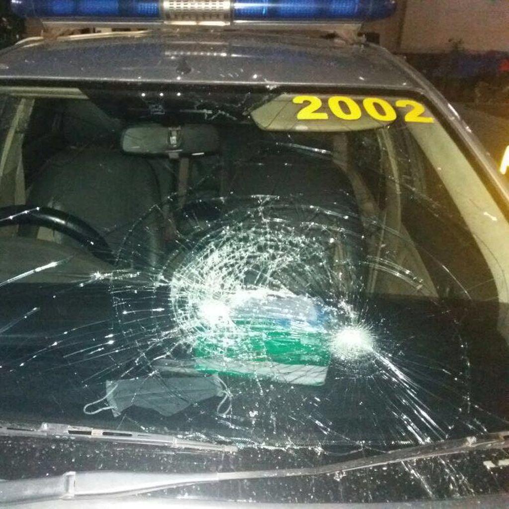 Polisi Tahan 2 Orang Terkait Demo Tolak Ahok di Peresmian RPTRA Penjaringan