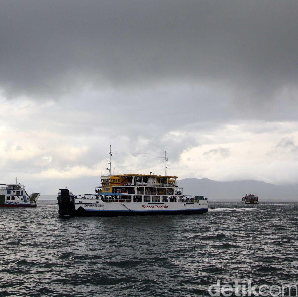 48 Kapal Ferry PT ASDP Siap Angkut Mudik Lebaran dari Ketapang ke Gilimanuk