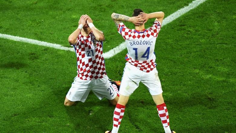 Kroasia Terima Kekalahannya