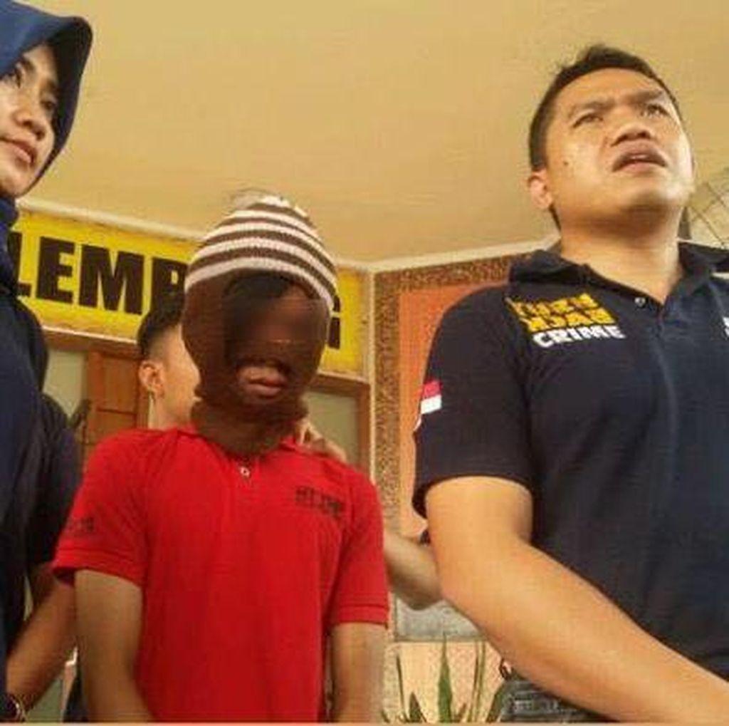 Polisi Tangkap Kernet yang Cabuli Remaja di Palembang
