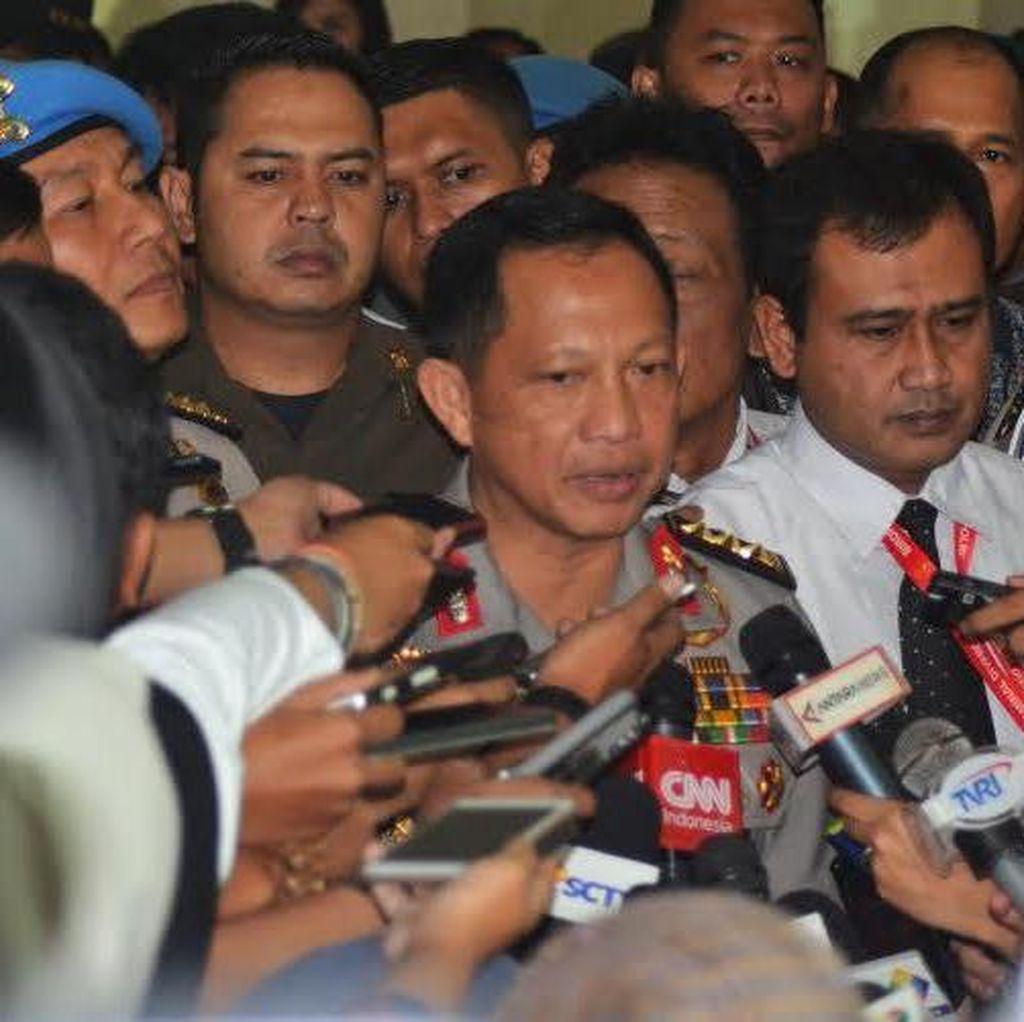 Komjen Tito: Budi Gunawan Masih Jadi Wakapolri
