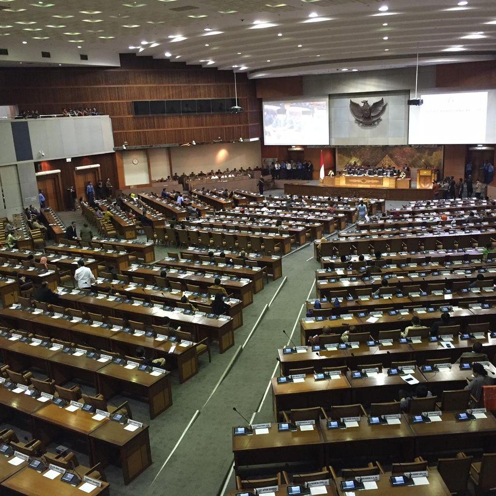 DPR Setuju Komjen Tito Karnavian Diangkat Jadi Kapolri