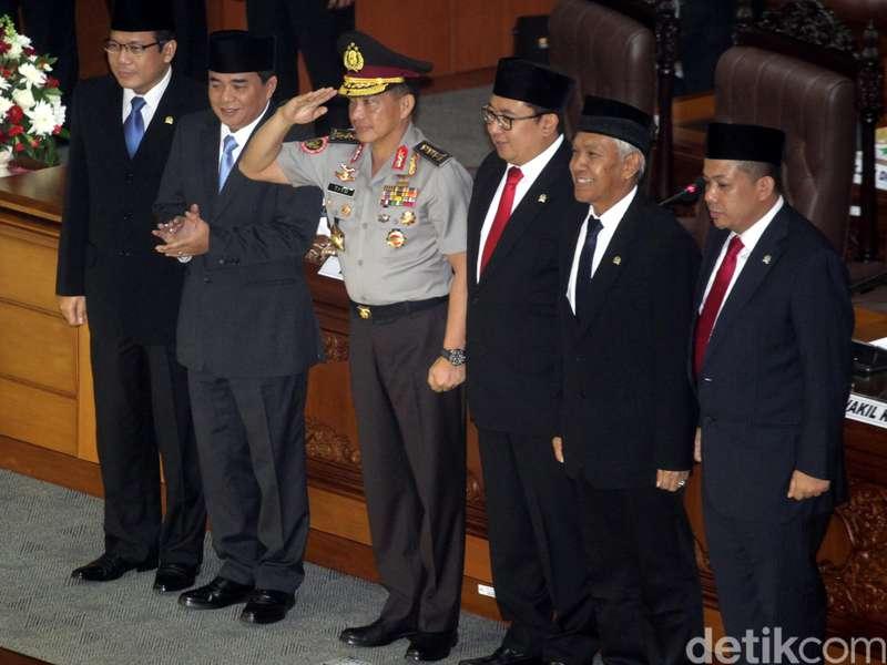 Tito Karnavian Dilantik Jadi Kapolri Setelah Hari Bhayangkara