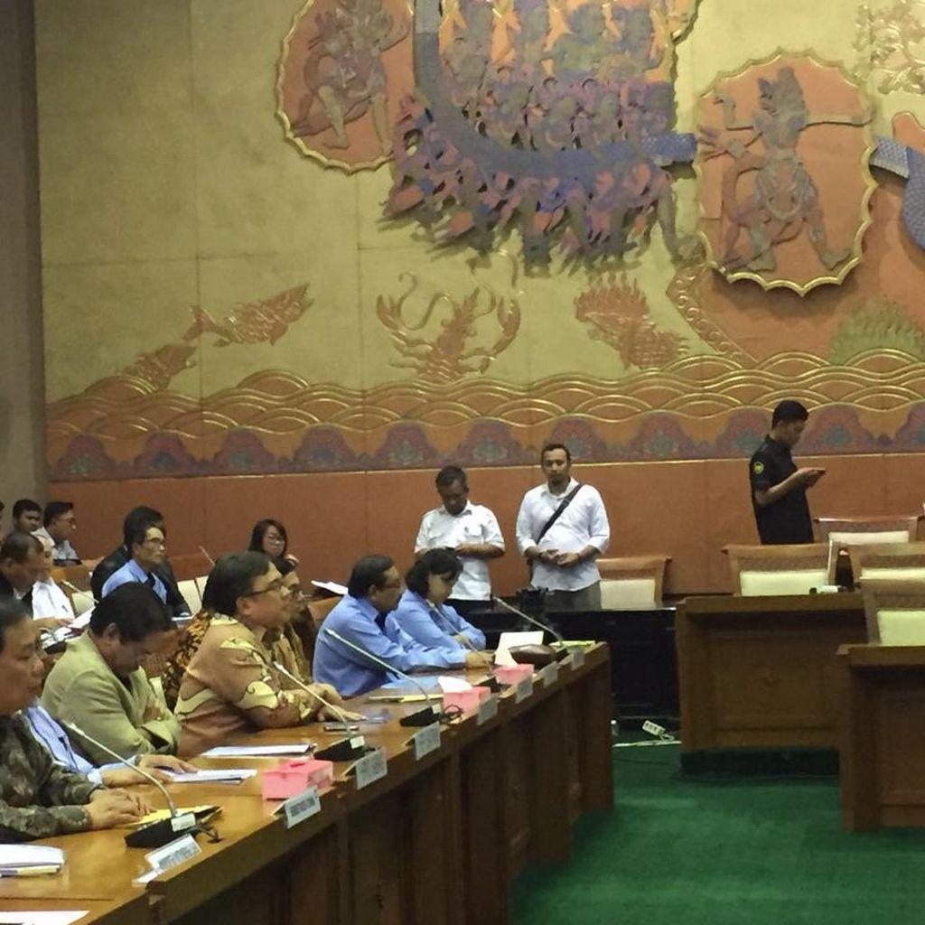 Komisi VI DPR Ketok Pemotongan Anggaran 3 K/L