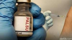 Awas! Vaksin Palsu Mengintai