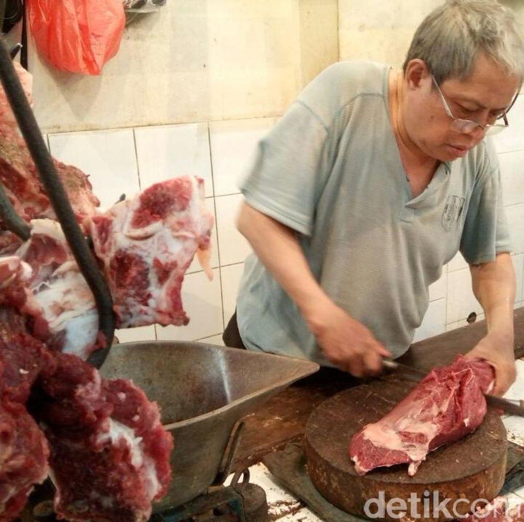 Pekan ke-4 Ramadan, Harga Daging Sapi Masih Rp 120.000/Kg