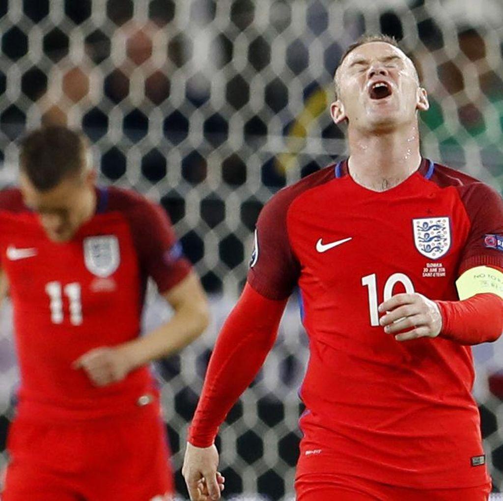 Apakah Rooney Tetap Jadi Kapten Inggris?