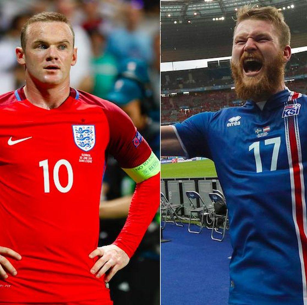 Inggris vs Islandia: Pertarungan Dua Tim dengan Ekspektasi Berbeda