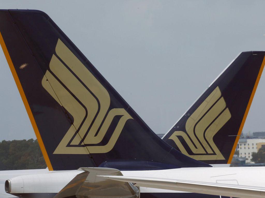 Mesin Singapore Airlines Terbakar, Penumpang: Saya Baru Lolos dari Kematian!