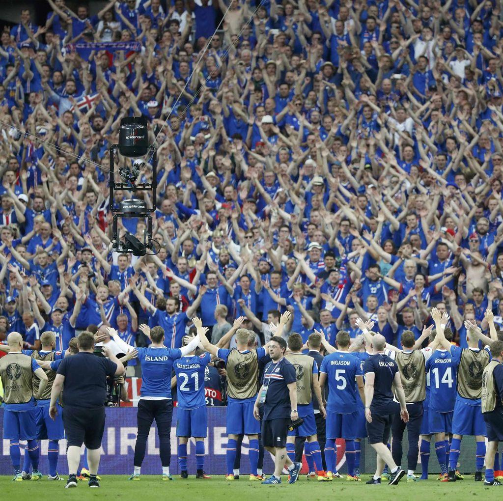 Tentara Islandia Siap Tempur dan Ubah Hidup