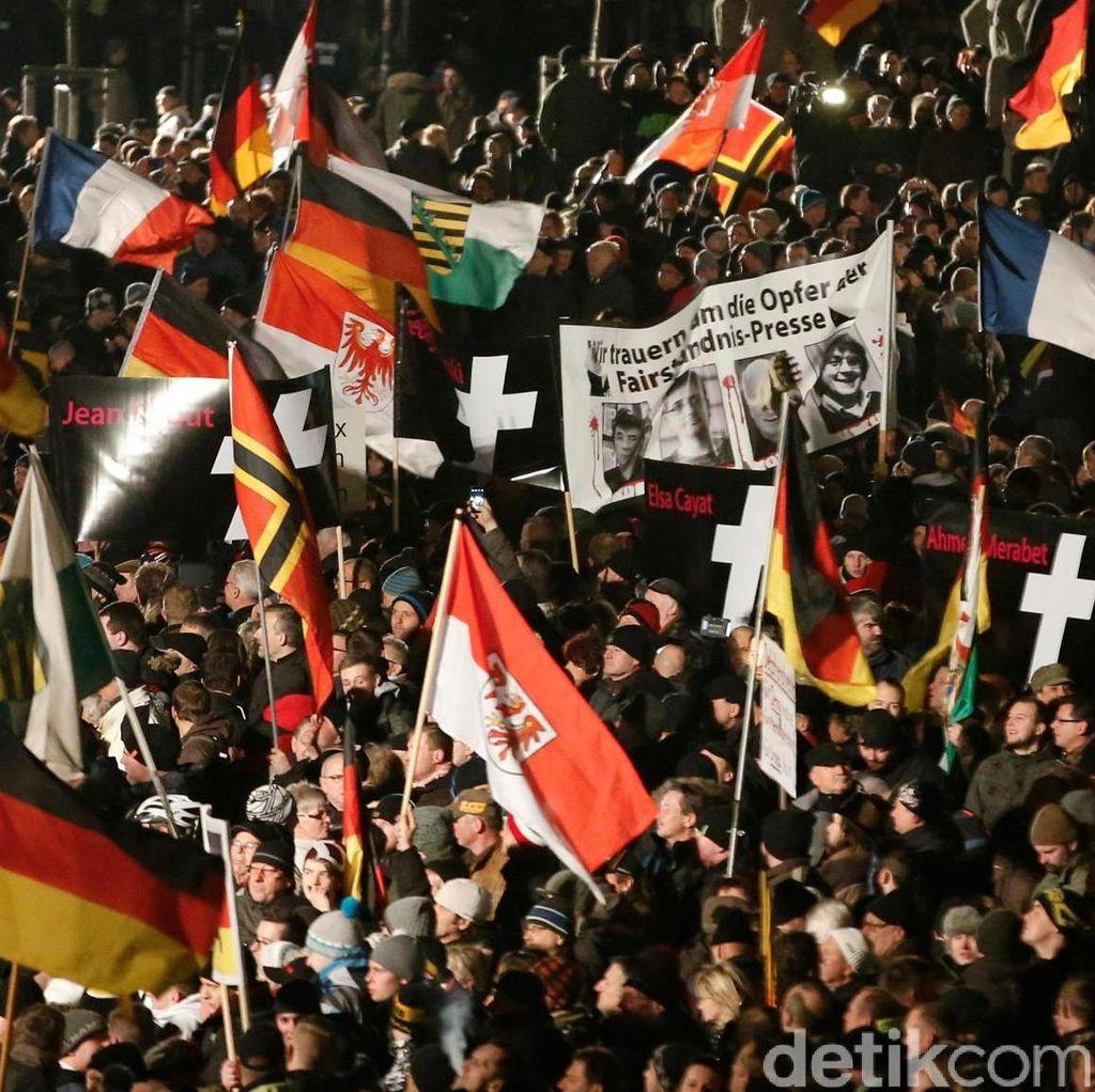 Gelombang Pasang Nasionalisme Eropa