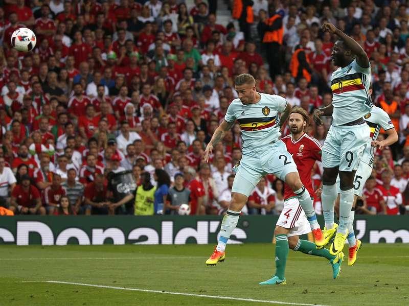Dua Gol dalam Rentang Dua Menit, Belgia Kini Unggul 3-0