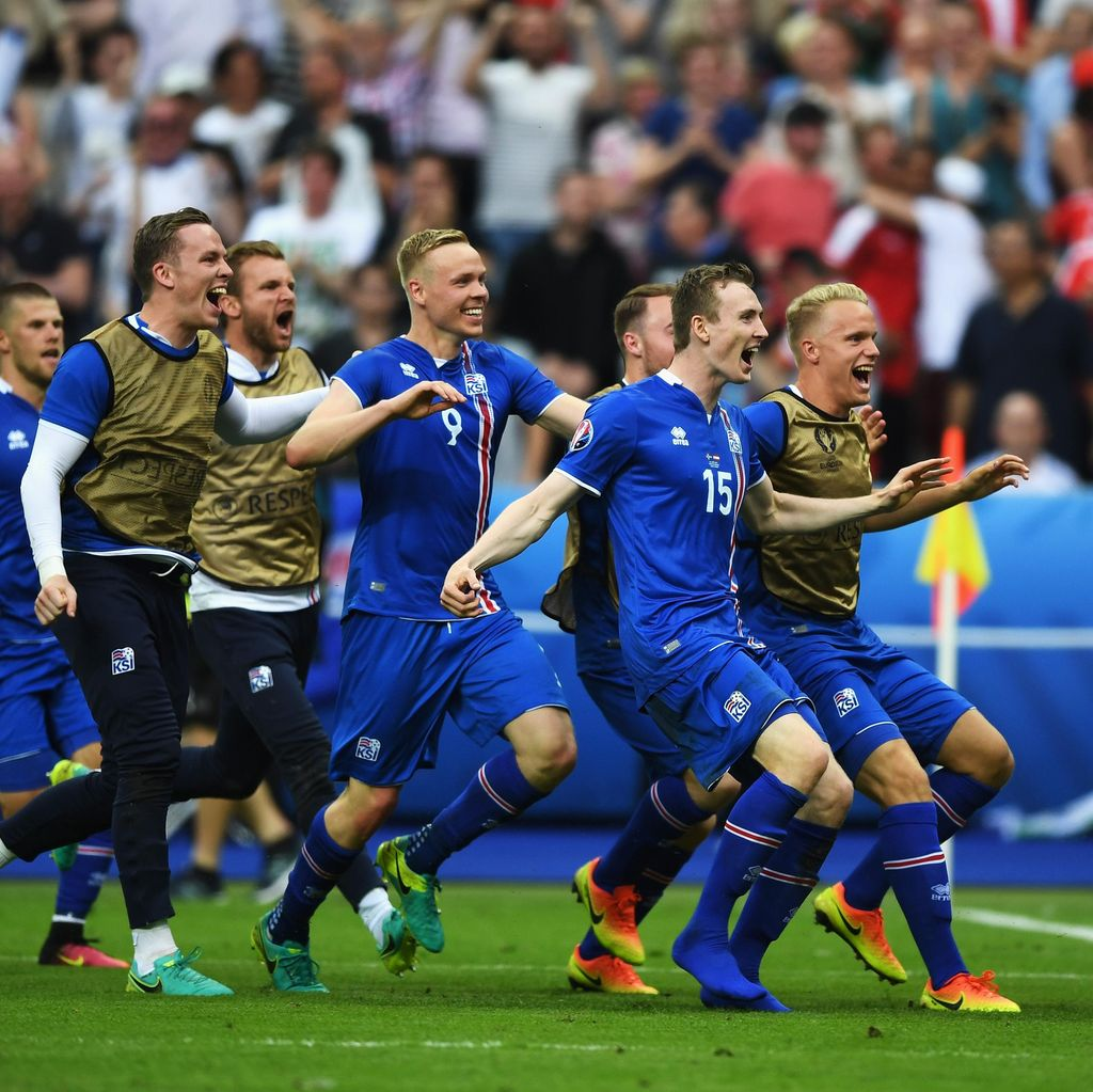 Tekad Islandia Bikin Tiga Singa Tumpul Lagi