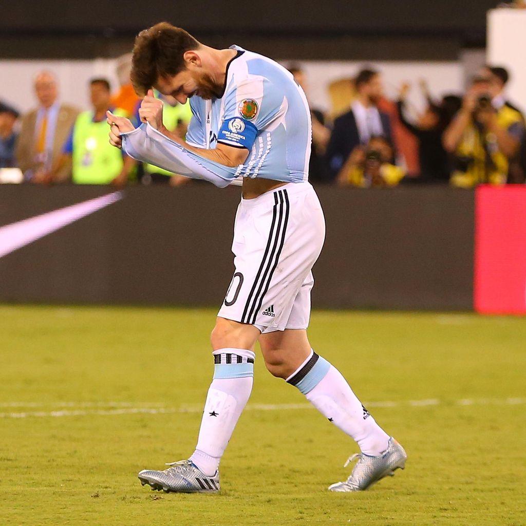 Jangan Pedulikan Para Pencibirmu, Messi!