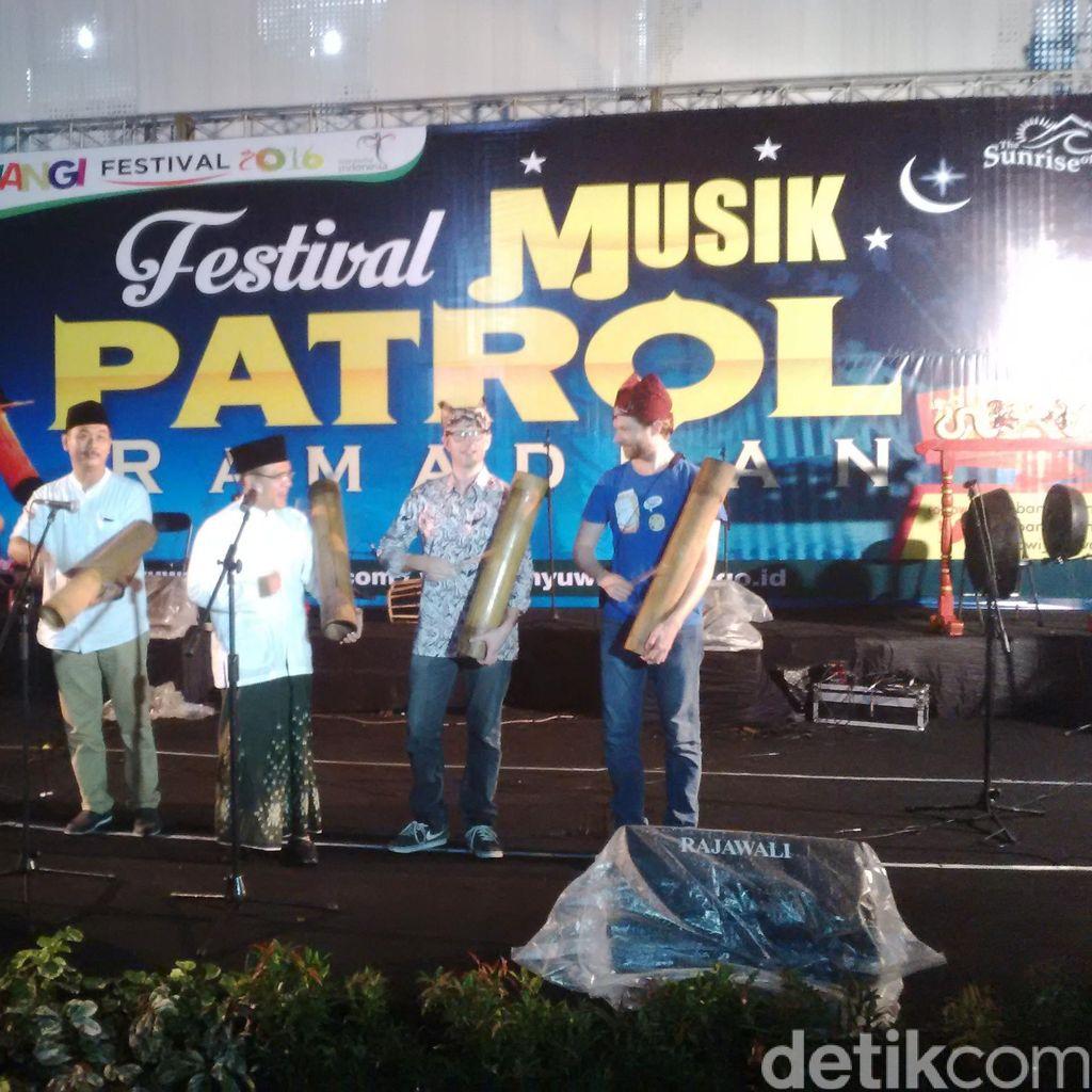 Bangkitkan Kembali Tradisi Lama, Pemkab Banyuwangi Gelar Festival Patrol 2016