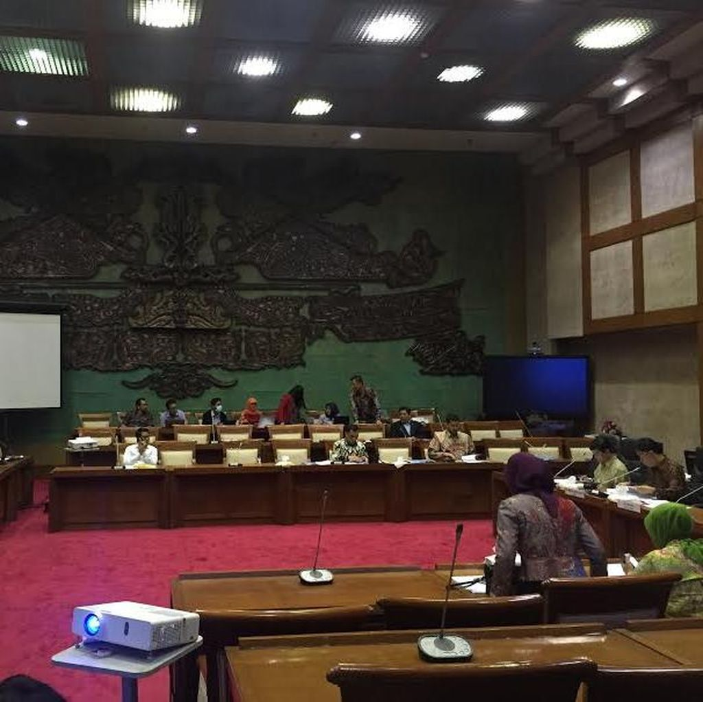 RUU Tax Amnesty Lanjut ke Sidang Paripurna DPR