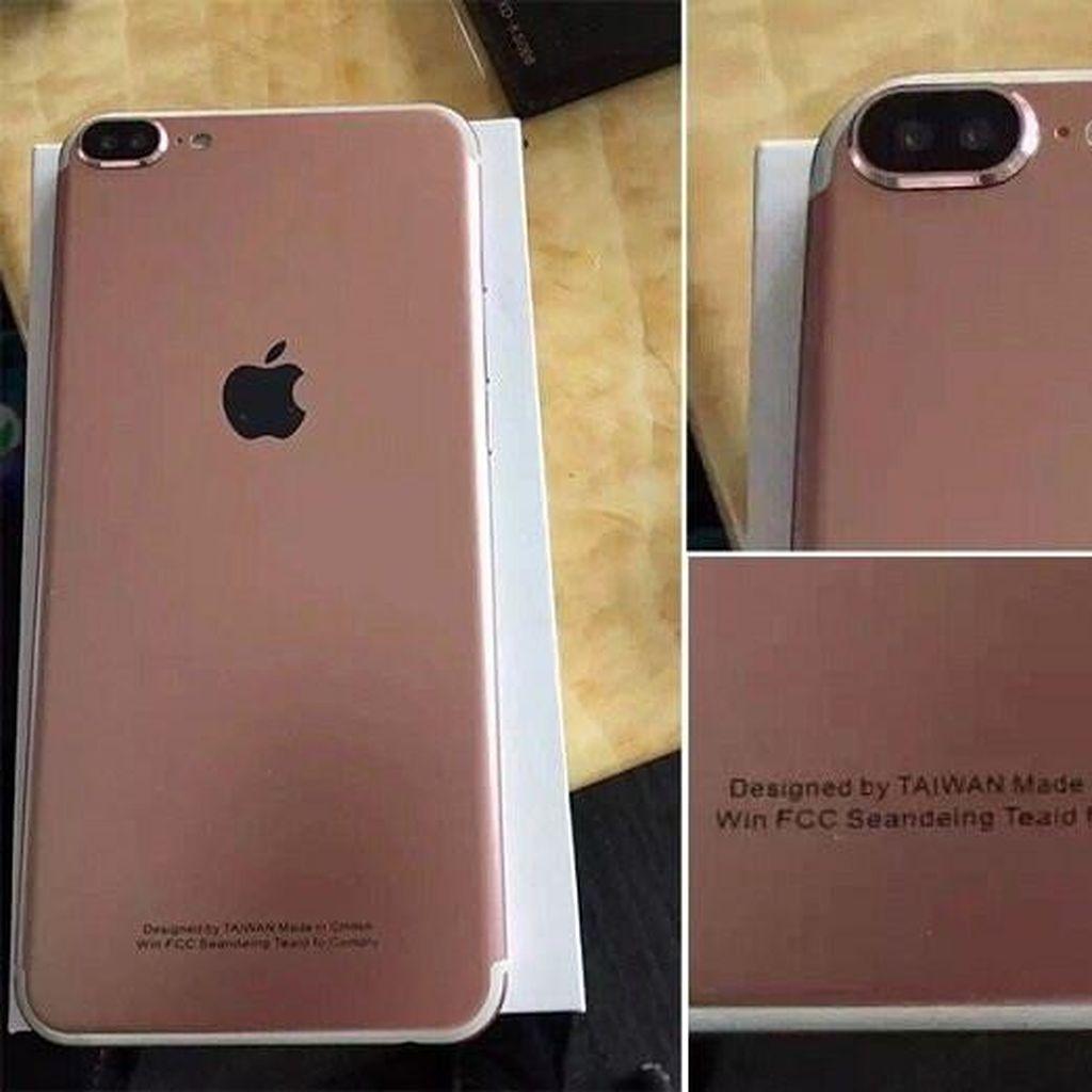 Wah! iPhone 7 Dual Camera Sudah Dijual