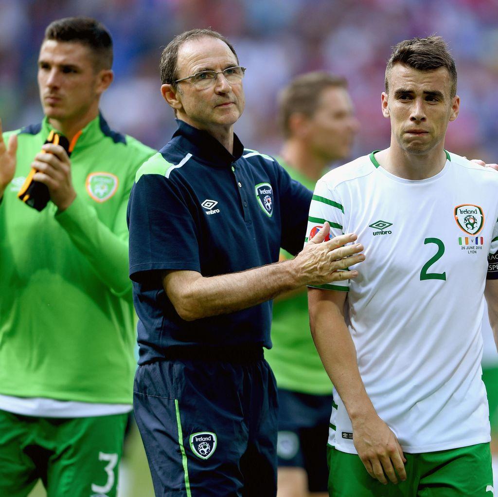 Bangganya ONeill pada Performa Irlandia di Piala Eropa